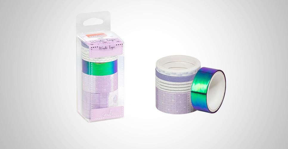 Whasy Tape Lilás - BRW