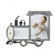 Porta Retrato Trem para Memórias de Strass
