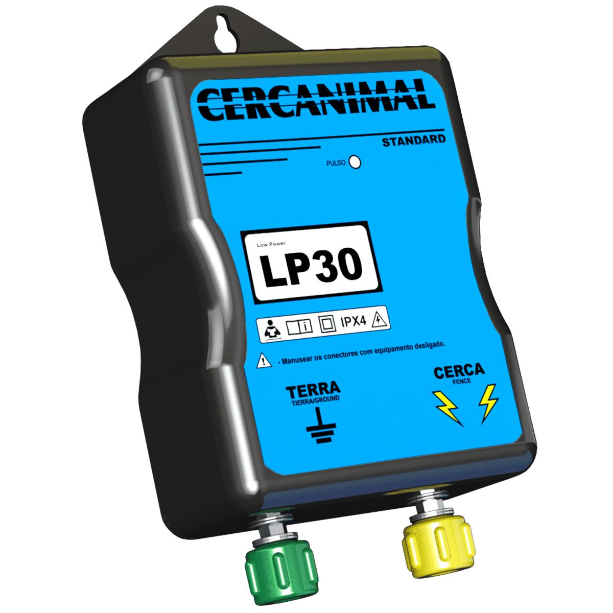 Aparelho Cerca Eletrica Gado Eletrificador Rural Lp30  - Ambientude Agro e Pet