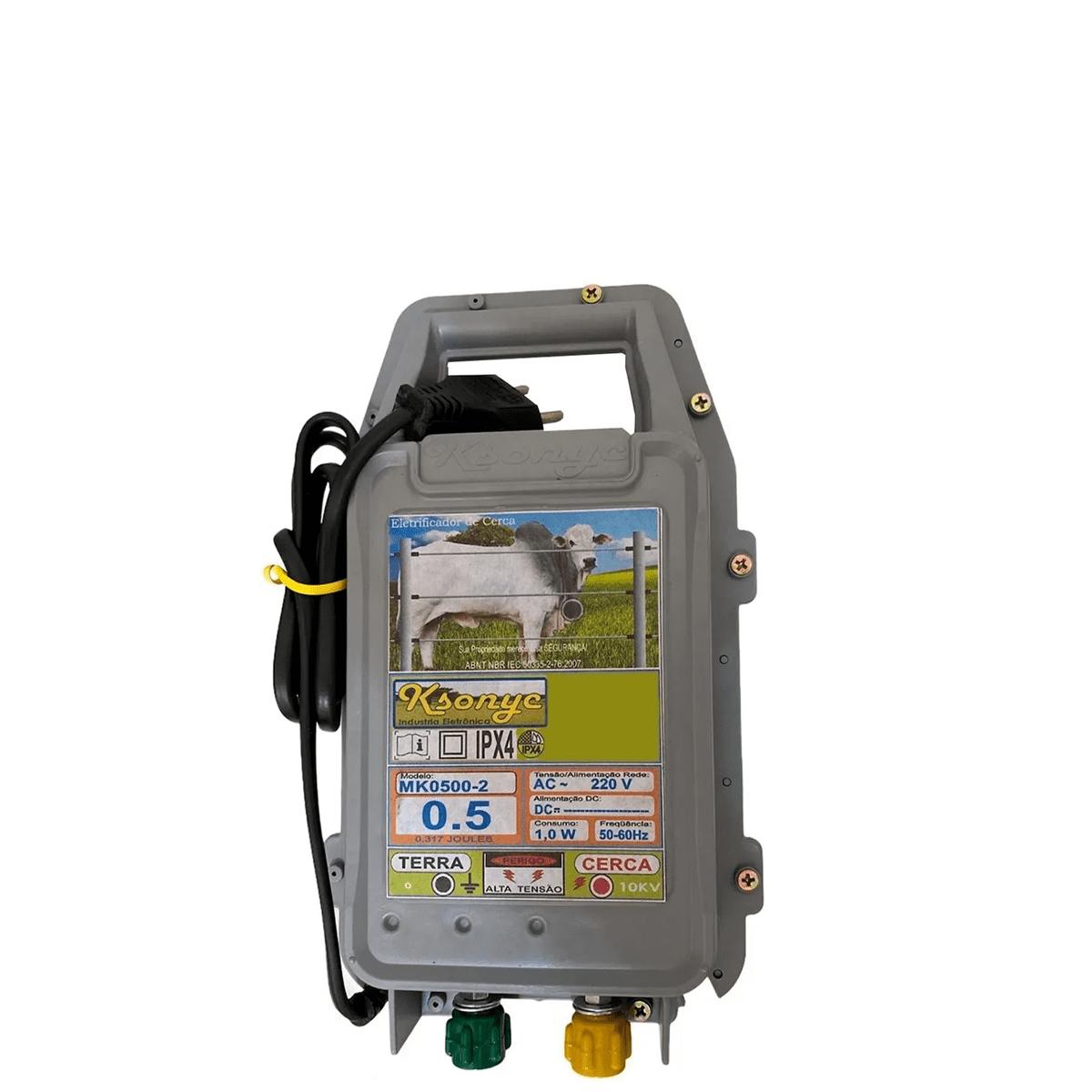 Eletrificador Rural Cães Gatos E Pequenos Animais  - Ambientude Agro e Pet
