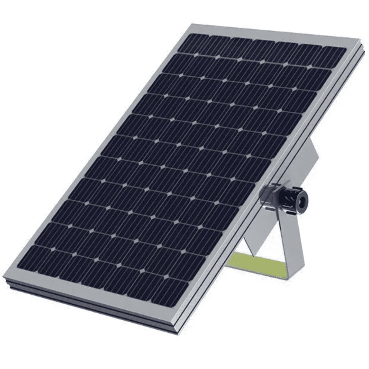 Energizador De Cerca Eletrica Rural Kit Solar Completo  - Ambientude Agro e Pet
