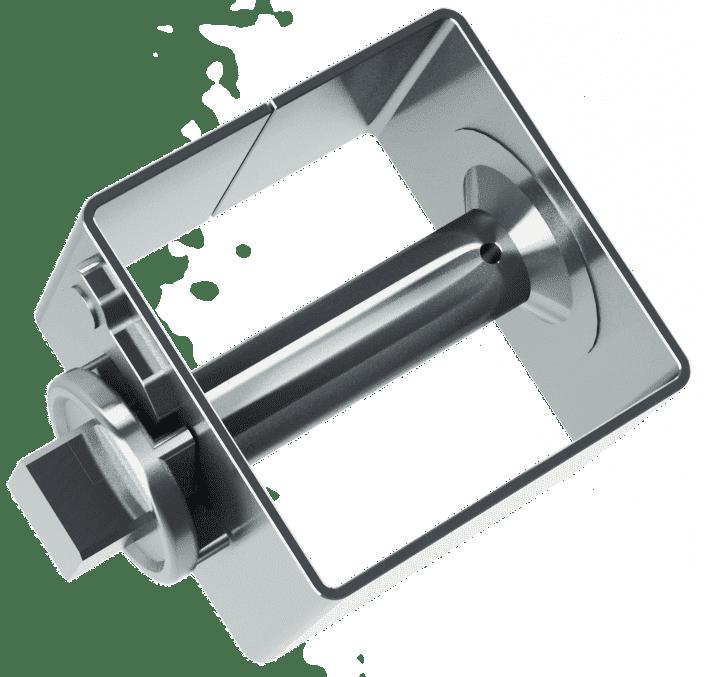 Esticador De Arame Liso Para Cercas Com Catraca Lisa 5 Unidades   - Ambientude Agro e Pet