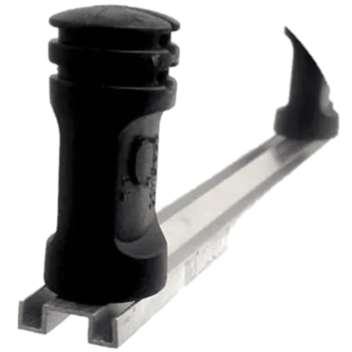 Kit 150 Isolador Cerca Elétrica Maia Preto - Com Parafusos  - Ambientude Agro e Pet