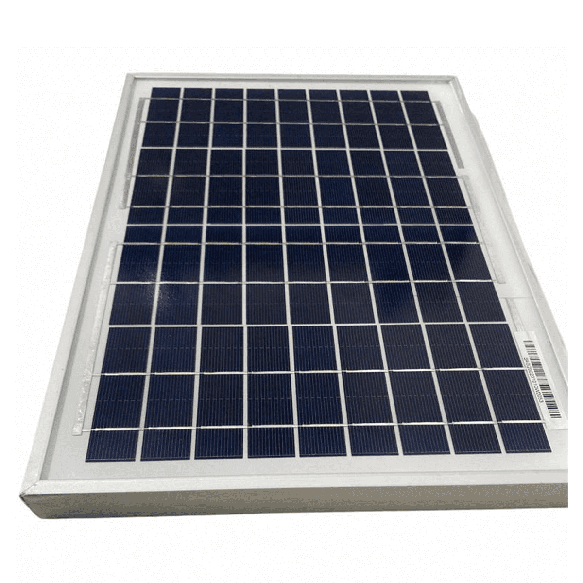 Placa Solar Para Cerca Elétrica Rural 60w Para Eletrificador  - Ambientude Agro e Pet