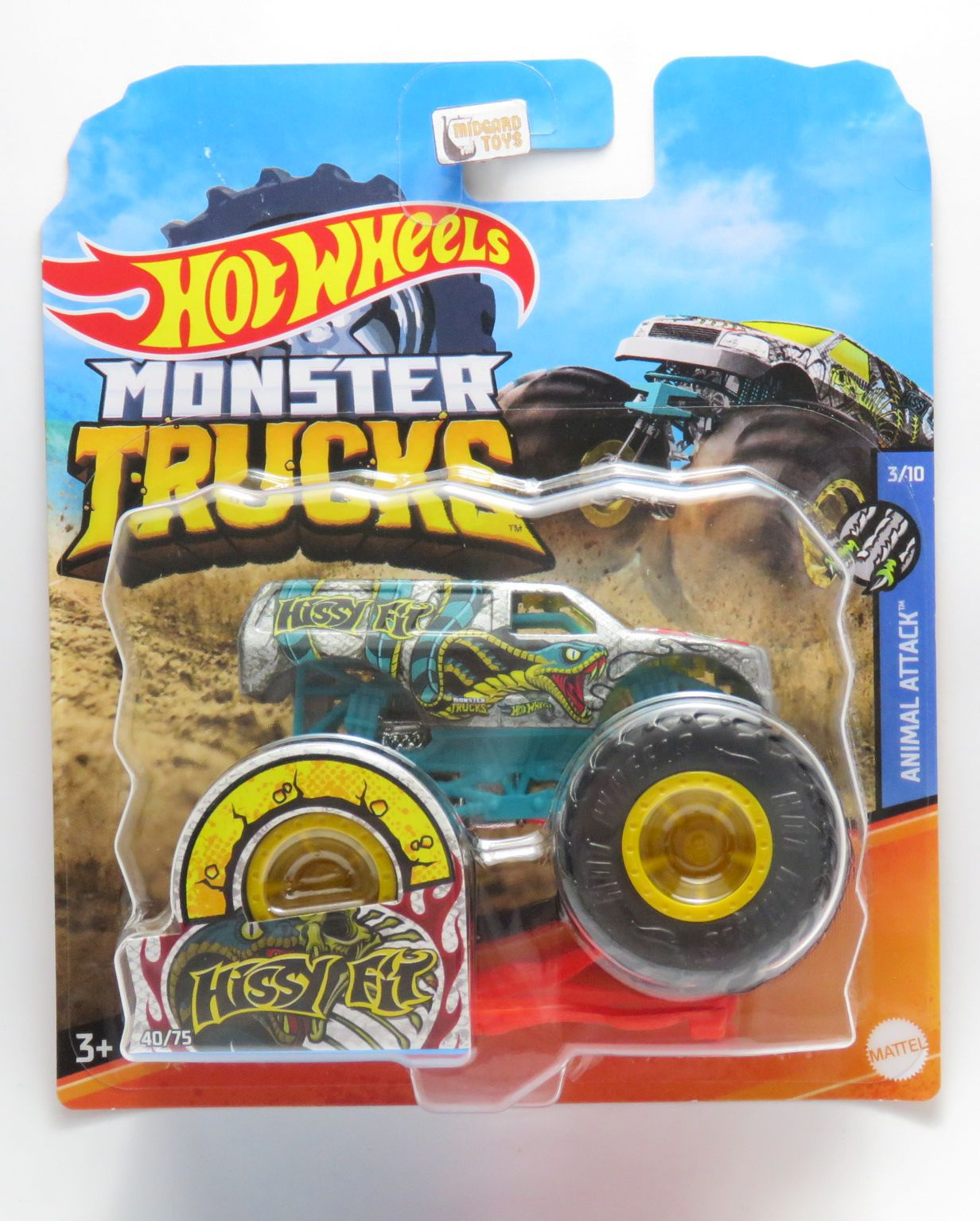 Midgard Toys Os Melhores Artigos De Todo O Reino Monster Trucks Kissy Fit 40 1 64 Hot Wheels