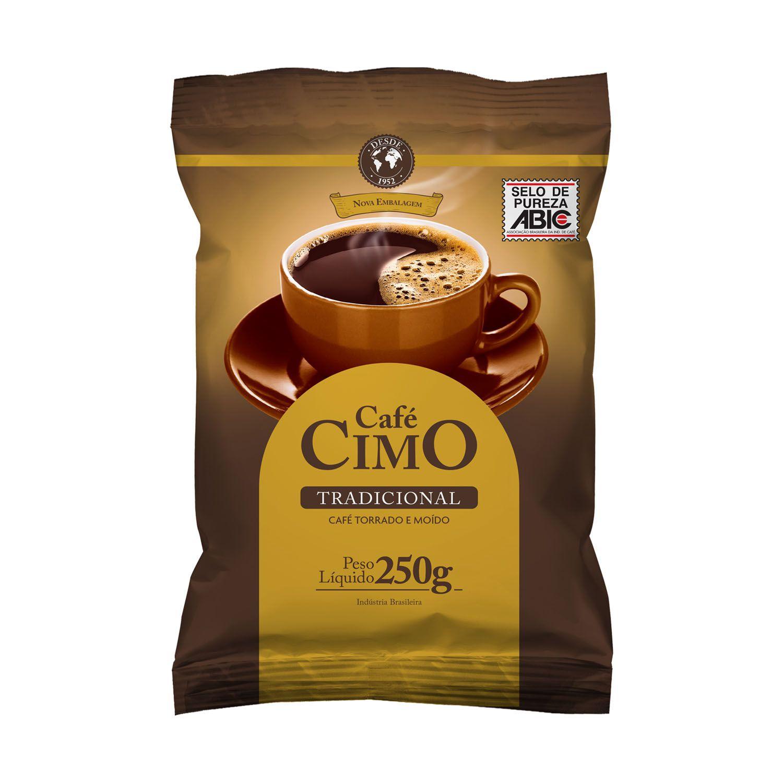Café Cimo Tradicional Almofada 250g