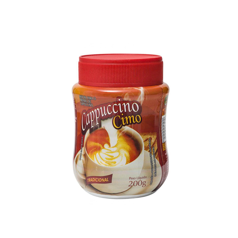 Cappuccino Cimo Tradicional 200g