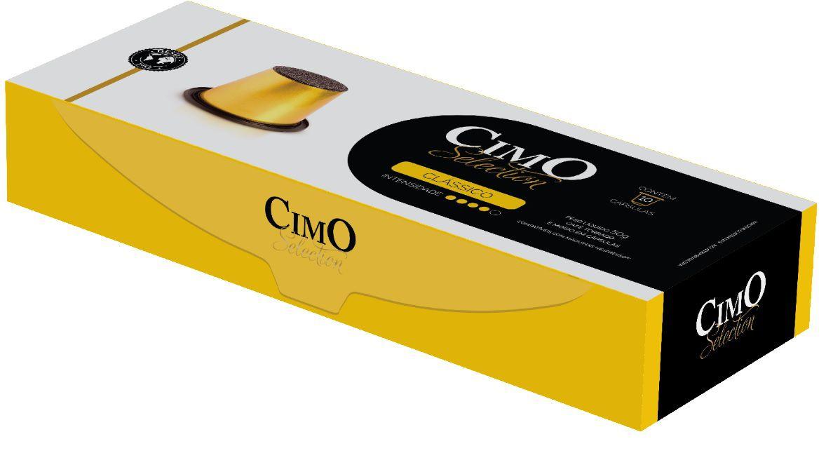 Cápsula Cimo Selection Clássico