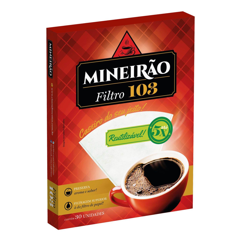 Filtro Mineirão Lavável 103