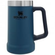 Caneca Térmica de Cerveja Stanley Azul Abyss 709ml