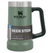 Caneca Térmica de Cerveja Stanley Verde 709ml