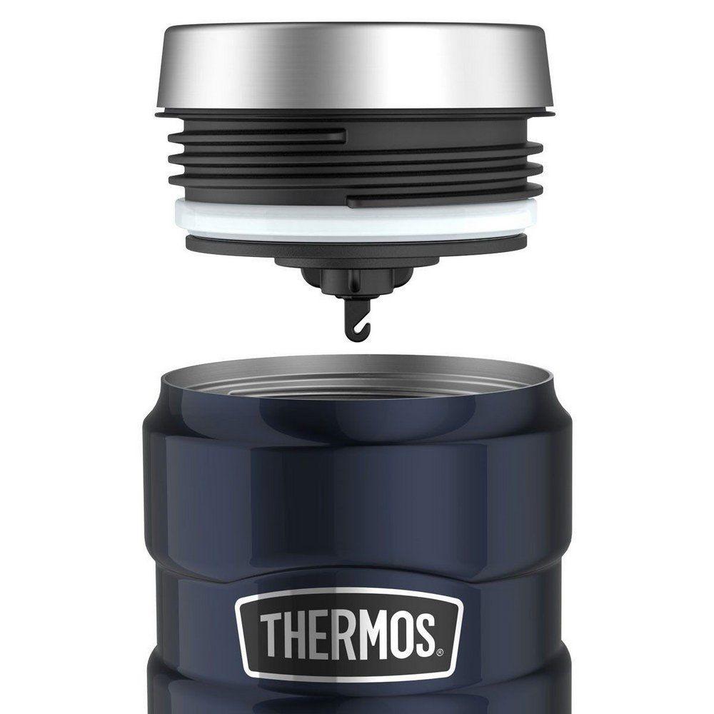 Caneca Térmica Thermos Fuji 470ml Azul