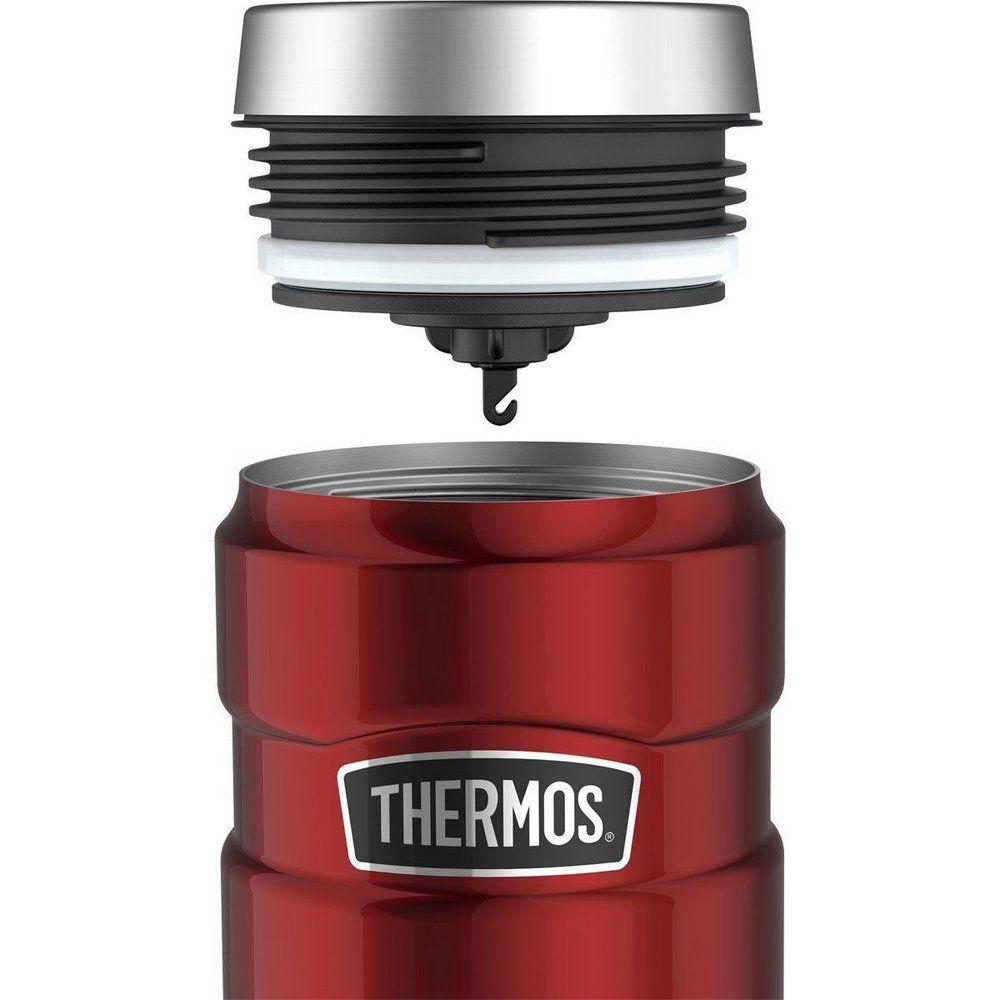 Caneca Térmica Thermos Fuji 470ml Vermelha