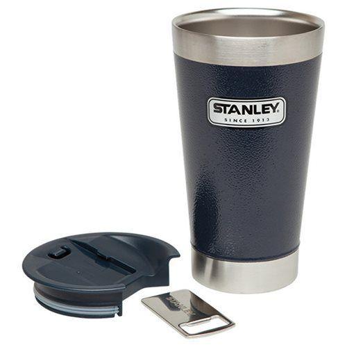 Copo Térmico de Cerveja Stanley Azul Navy 473ml
