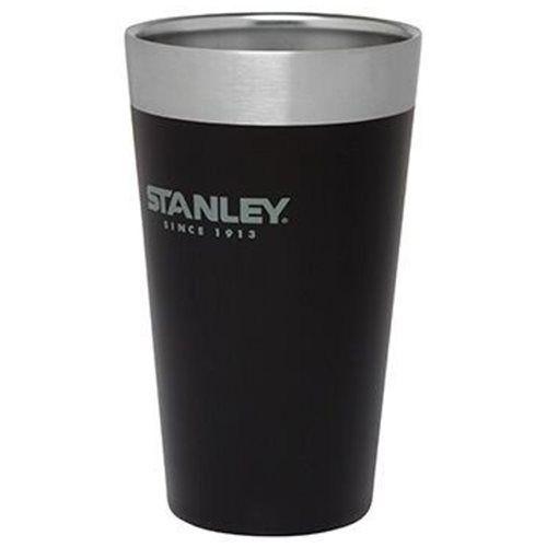 Copo Térmico de Cerveja Stanley Preto Fosco 473ml