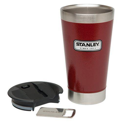 Copo Térmico de Cerveja Stanley Vermelho 473ml