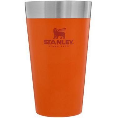 Copo Térmico de Cerveja Stanley Laranja 473ml