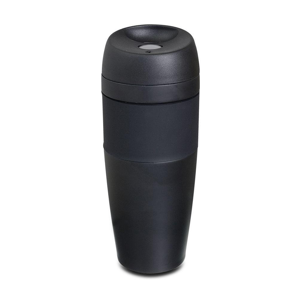Copo Térmico Mokha Inox Black 450ml