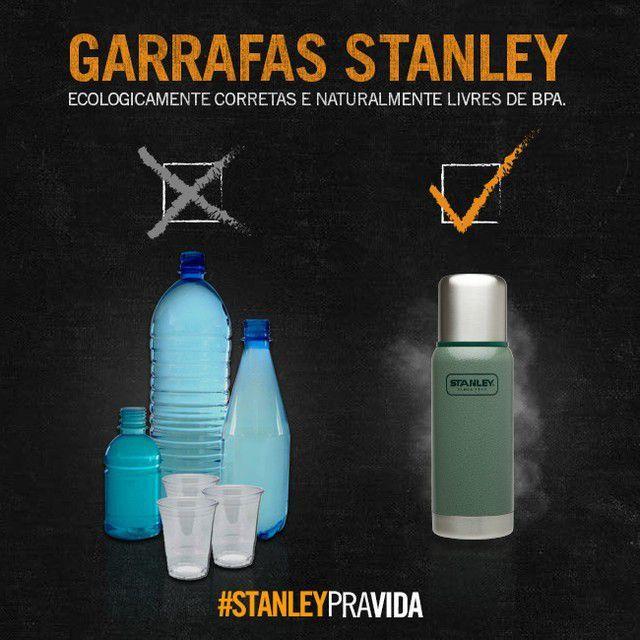 Garrafa Térmica Stanley Adventure Verde 1L
