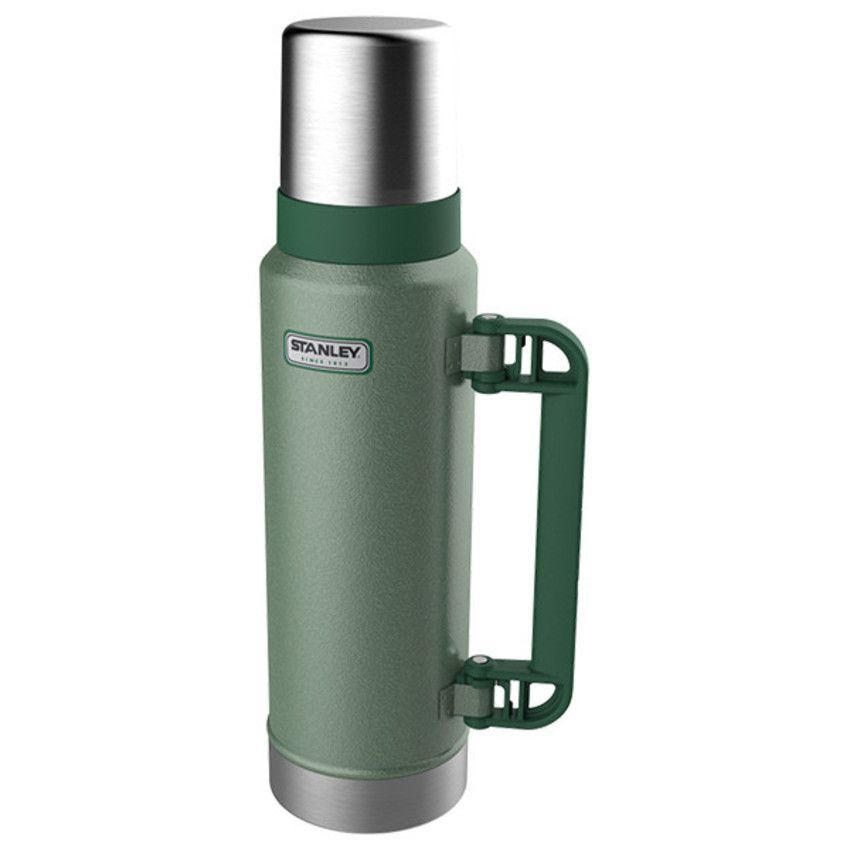 Garrafa Térmica Stanley Classic 1.3L Extra Grande Verde