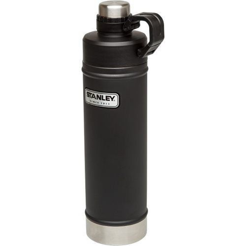 Garrafa Térmica Stanley Hydration Preto Fosco 750ml