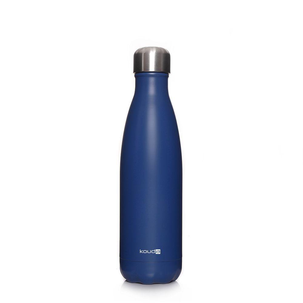 Garrafa Térmica Kouda Grey Azul 500ml