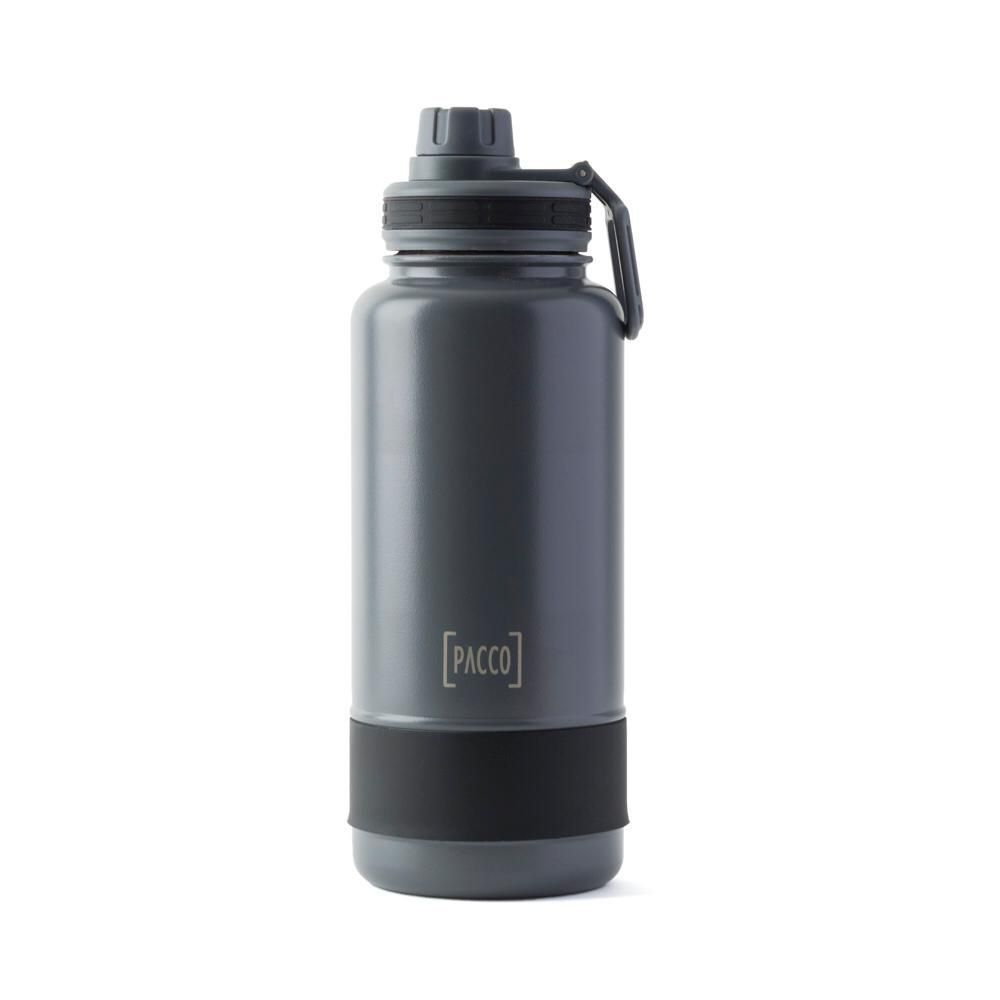 Garrafa Térmica Pacco Hydra Bottle Cinza 950ml