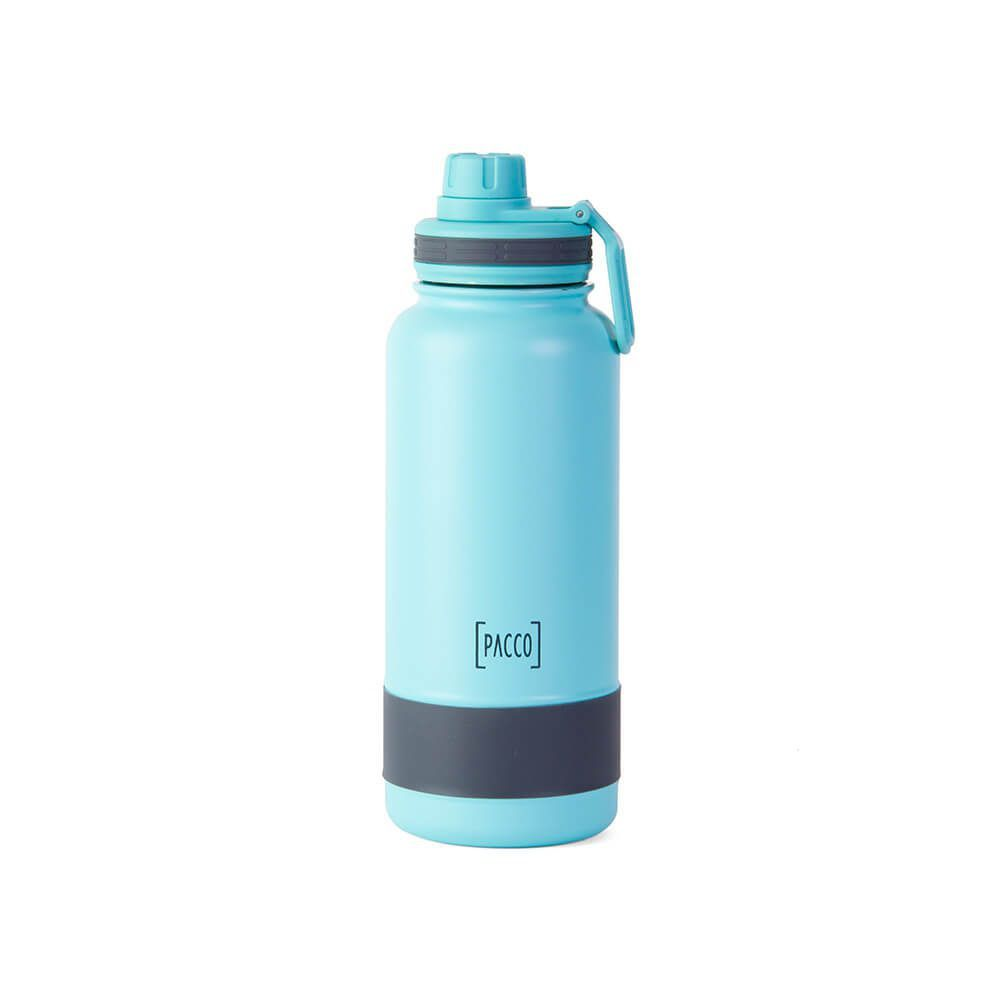 Garrafa Térmica Pacco Hydra Bottle Turquesa 950ml