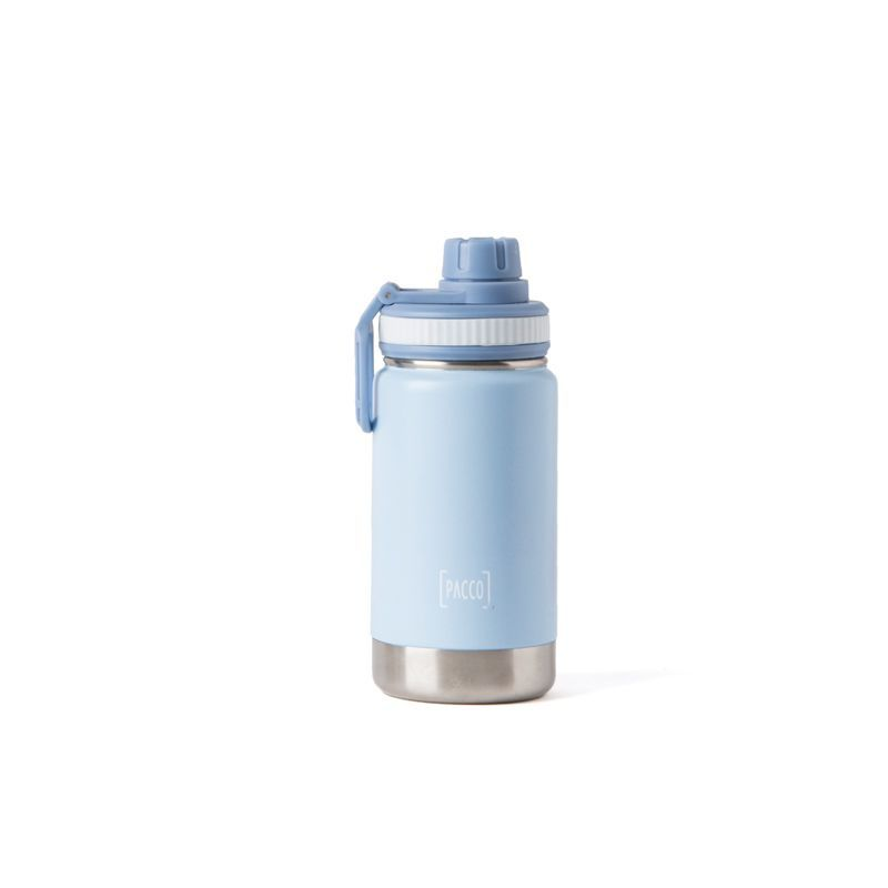 Garrafa Térmica Pacco Hydra Bottle Kids Azul 355ml