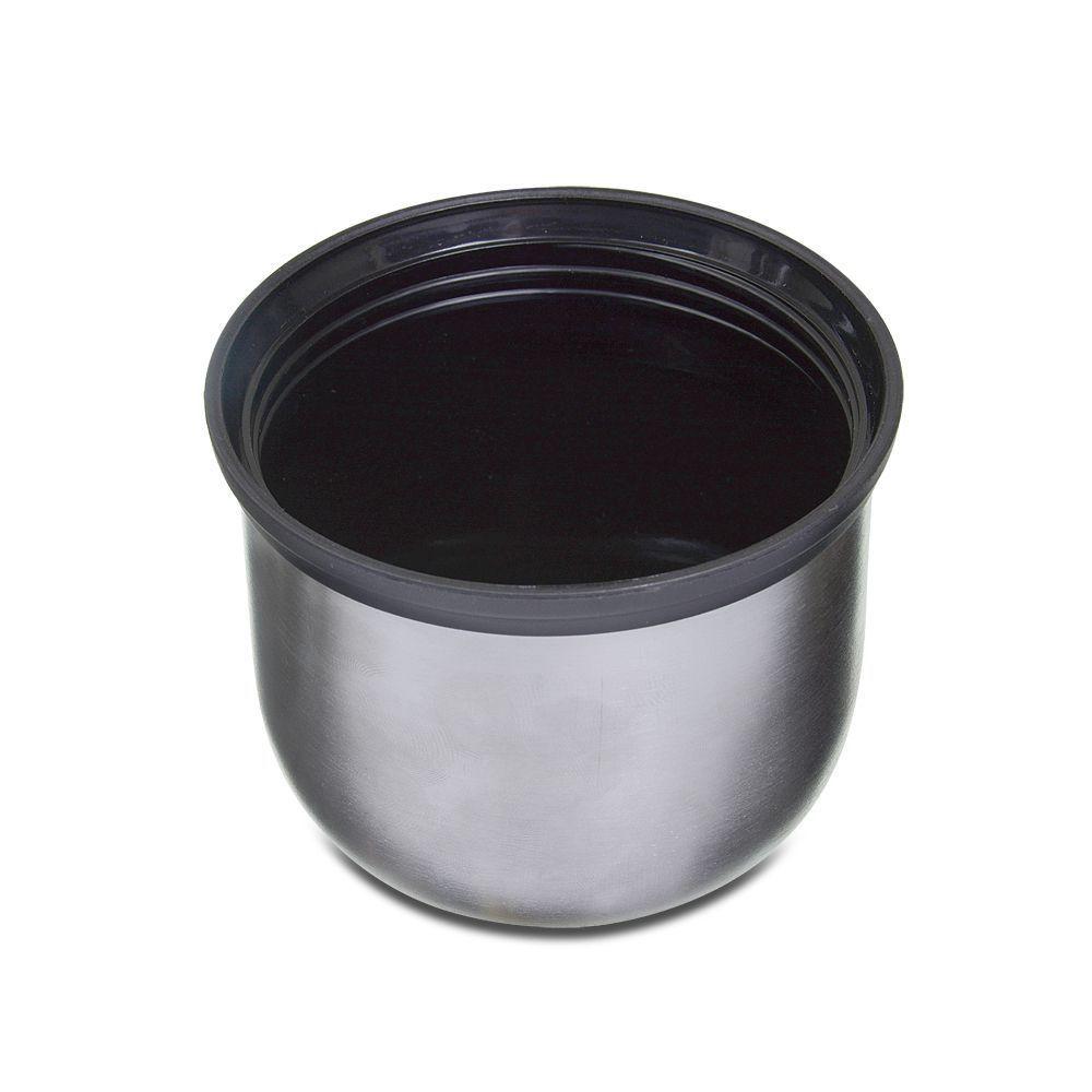 Garrafa Térmica Mokha Inox Inquebrável 1L