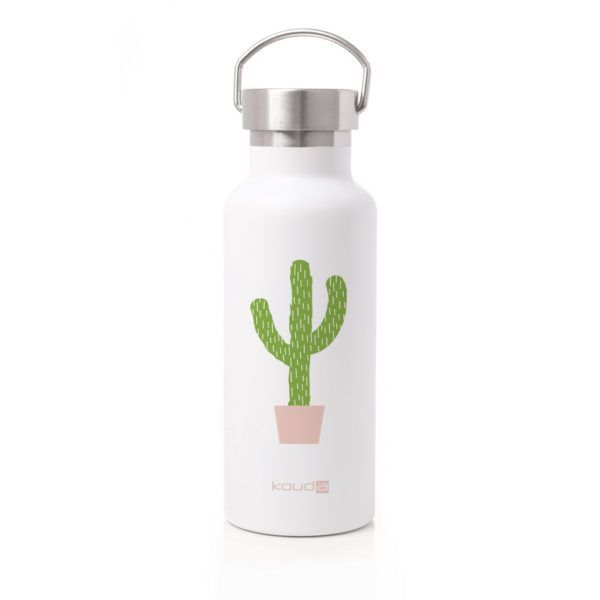Garrafa Térmica Kouda Martial Cactus 500ml