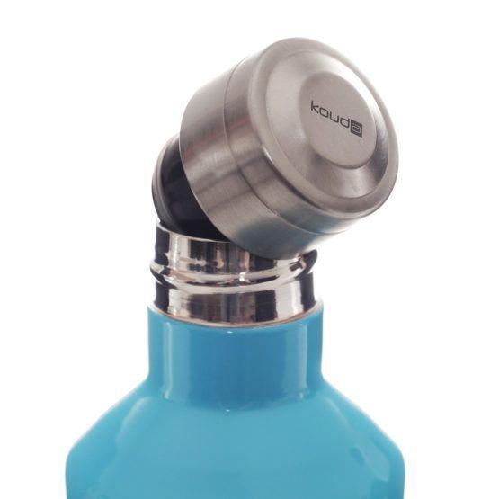 Garrafa Térmica Kouda Norquay Azul 500ml