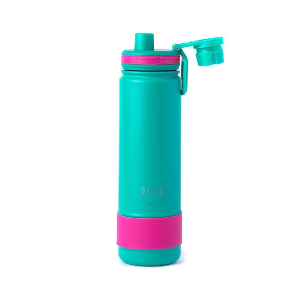 Garrafa Térmica Pacco Hydra Bottle 650ml Esmeralda
