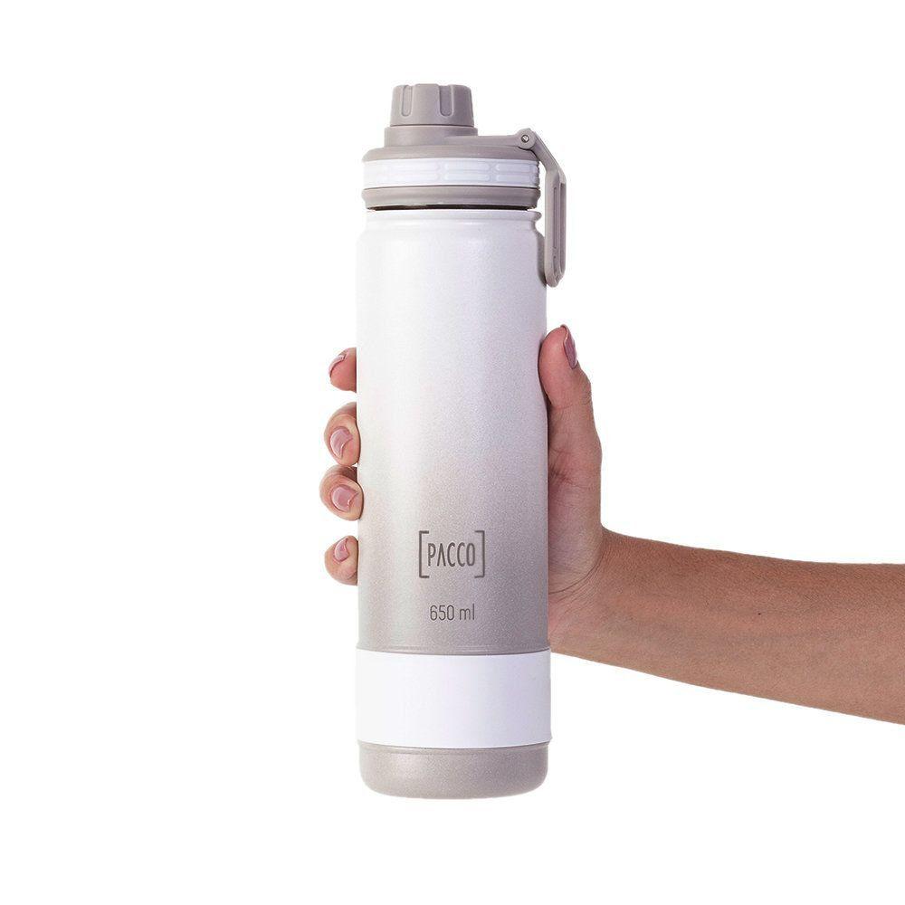 Garrafa Térmica Pacco Hydra Bottle 650ml Gelo