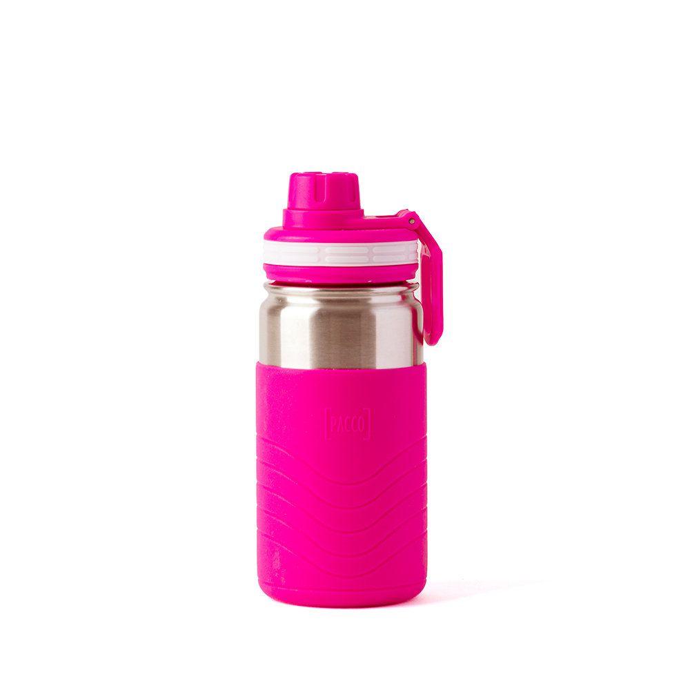 Garrafa Térmica Pacco Hydra Bottle Kids Pink 350ml