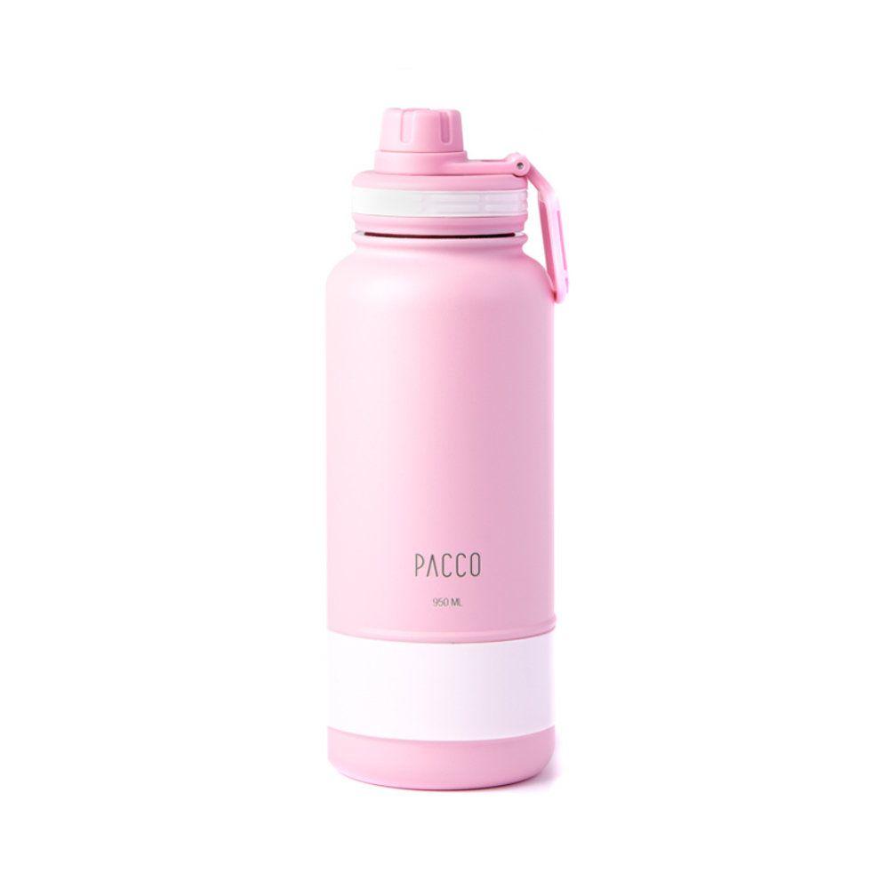Garrafa Térmica Pacco Hydra Bottle Rose 950ml