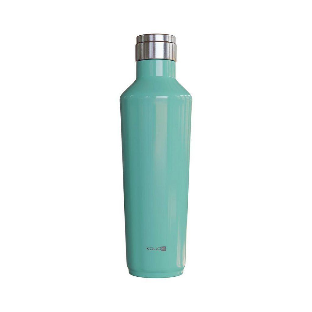 Garrafa Térmica Kouda Vik Verde Água 900ml