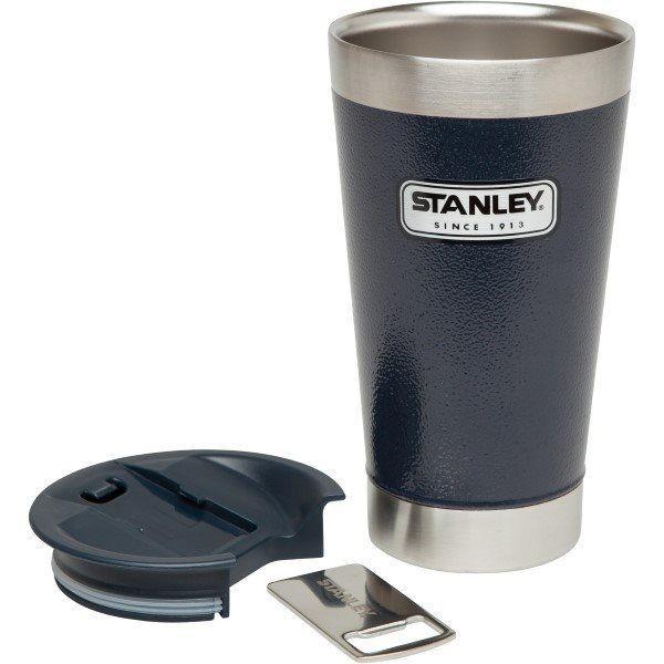 Kit Copos Cerveja Gelada Stanley Azul Navy