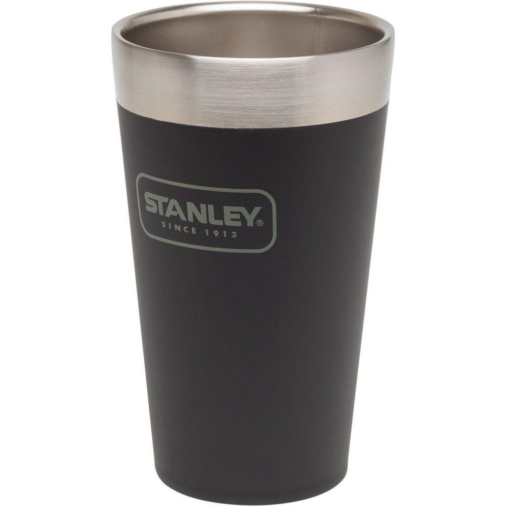 Kit Copos Cerveja Gelada Stanley Preto Fosco