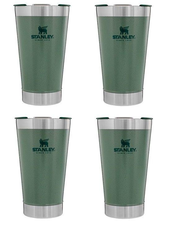 Kit Copos Cerveja Gelada Stanley Verde