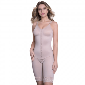 Cinta Pos Cirurgica Modeladora Com Colchetes New Form 60401