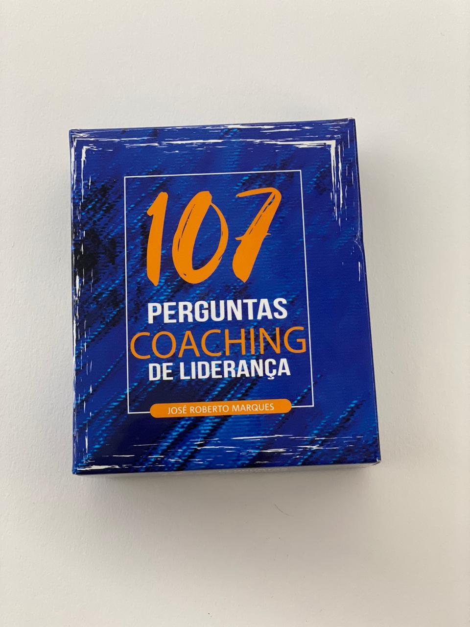 100 Perguntas Poderosas -  Coaching de Liderança