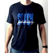 Camiseta Masculina  - Coach Fudidóvisky