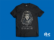Camiseta MEGA, SUPER, POWER COACH