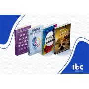 Combo (1) - 4 Livros - Transformação Pessoal - Parcelado