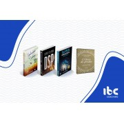 Combo (2) - 4 Livros - Transformação Pessoal - À Vista