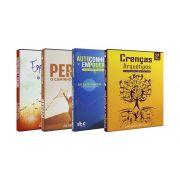 Combo 4 Livros - Especial 2 - Propósito e Sentido da Vida