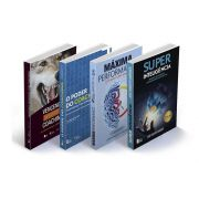 Combo 4 Livros - Especial Propósito e Sentido da Vida