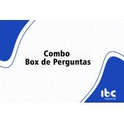 Combo Box de Perguntas - Em até 12x