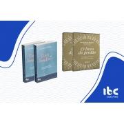 Combo DSP Premium - 4 livros ( 2 Viver em Família + 2 O Livro do Perdão ) - Em até 12x